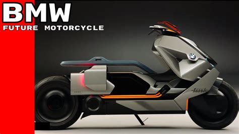 future bmw motorcycles bmw motorrad concept link future motorcycle scooter