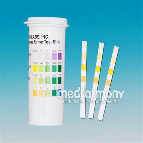 Sensitif Test Urine urinalysis reagent strips sensitive urine