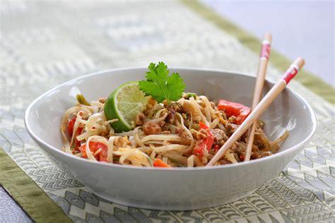 pad thai pad thai recipe