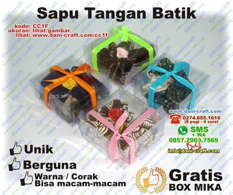 Sovenir Pernikahan Souvenir Pernikahan Sapu Tangan Motif Batik sapu tangan batik souvenir souvenir pernikahan