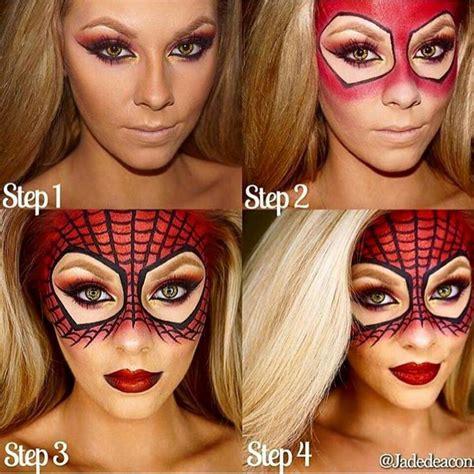 Sprei 120 Spirderman makeup for mugeek vidalondon