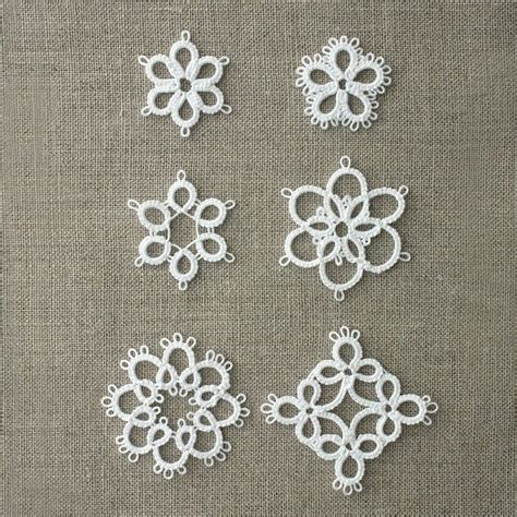 pattern making beginners tatting lace 6 patterns for the beginner type2 japan