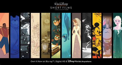 film disney animation walt disney animation studios short films collection