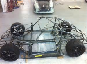 Electric Car Chassis Design Chop Coupe Chassis 356speedster 356coupe 550spyder