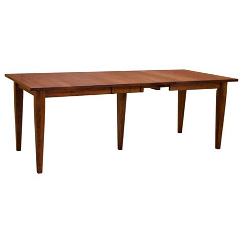 36 x 60 table 36 quot x 60 quot shaker dining table cherry dining tables