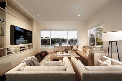 family rooms residential interior design  dkor interiors