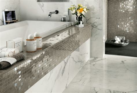 Discount Kitchen Backsplash Tile by Atlas Concorde Marvel Bathroom Contemporary Bathroom