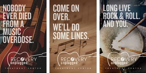 Recovery Unplugged Detox by Addiction Is Something To Sing About Grimly In This