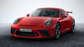 Porsche Gt 3 Porsche 911 Gt3 2017 Wallpapers Hd Wallpapers