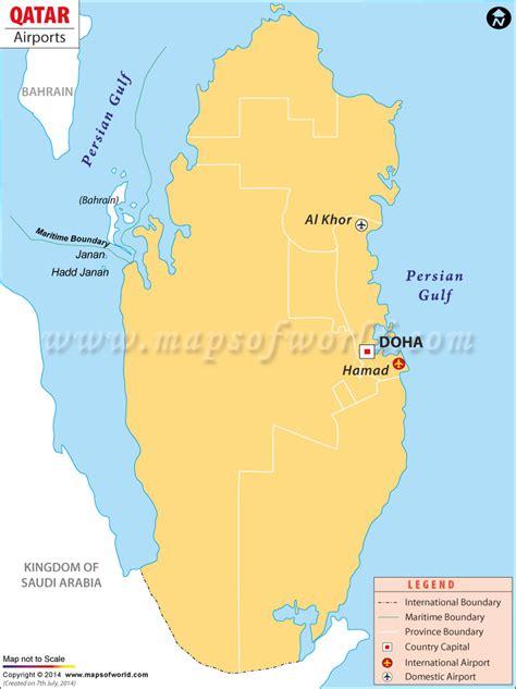zip code map qatar airports in qatar qatar airports map