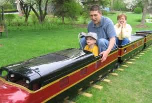 Ride On Backyard Trains Backyard Track System
