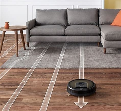 this is roomba 980 the high tech vacuum cleaning robot
