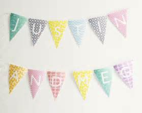 oh the lovely things free printable alphabet bunting