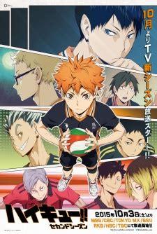 Dvd Anime Haikyuu Season 3 Subtitle Indonesia haikyuu season 2