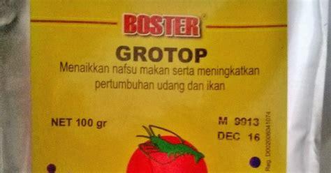 Harga Boster Progol toko pertanian peternakan dan perikanan vitamin untuk