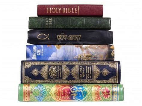 pictures of holy books scientists all religious books are made nonsense