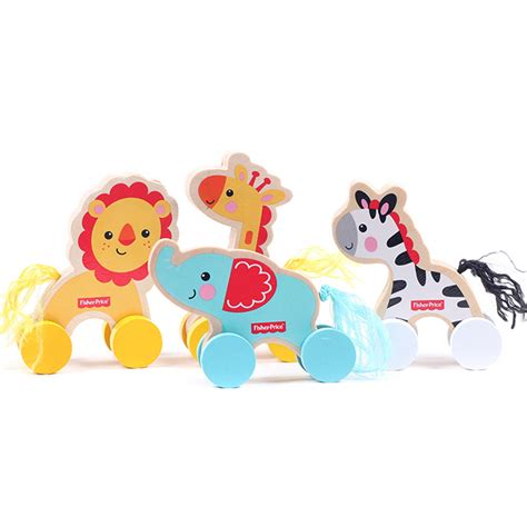 aliexpress toys aliexpress com buy fisher baby wooden toys cute animal