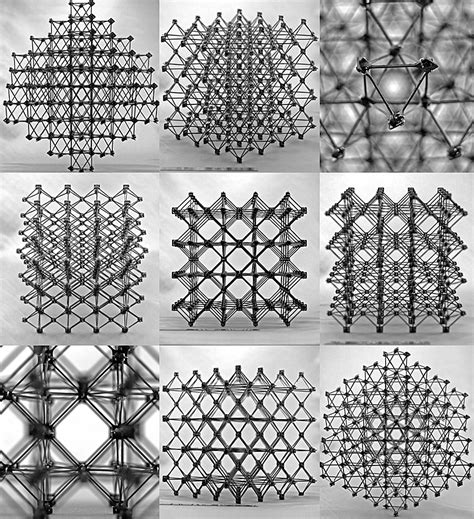 design for additive manufacturing of cellular structures assembling big structures out of small ultralight pieces