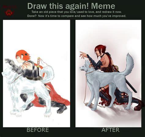 Meme After Dark - befor after meme by nerezafire on deviantart