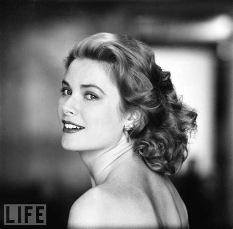 american actress grace kelly fairy tales do come true just not for you