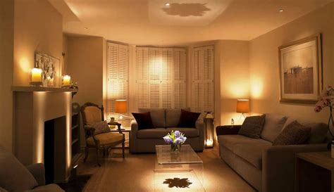 warm lighting for living room you can apply this living room lighting ideas with warm white l home interior