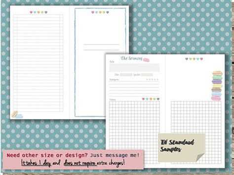 notebook layout word for windows notebook templates free word printable pdf format