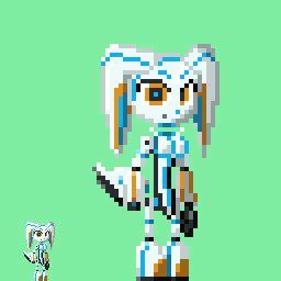 r00c3 pixel art by ai dail on deviantart