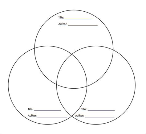 venn diagram template pdf 10 venn diagram templates free sle exle