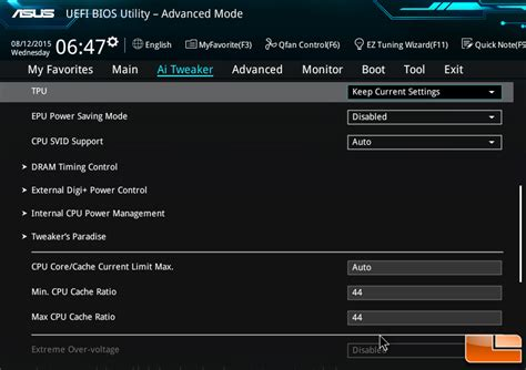 oc ram intel i7 6700k cache overclocking with ddr4 3600 mhz