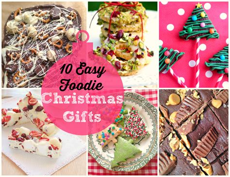 10 easy christmas gifts to make let s make ten easy gift idea s