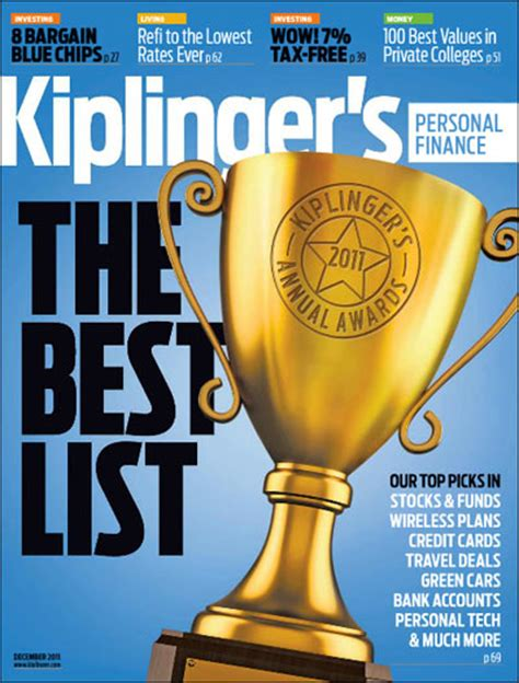 Kiplinger Finance Letter Kiplingers Personal Finance Magazine Subscription
