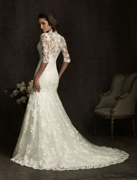 Vintage Lace Wedding Dresses by Vintage Lace Wedding Dresses Sang Maestro
