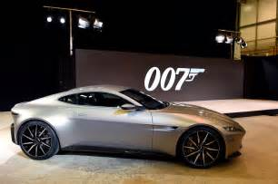Aston Martin Oo7 Bond Aston Martin Db10 The Versatile Gent