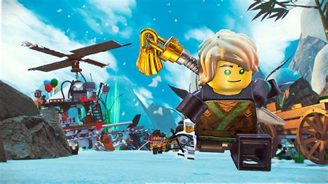 Kaset Ps4 Lego Ninjago lego the ninjago ps4 ps4 attitude