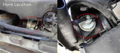 how to replace the horn on a 2009 aston martin v8 vantage e9x horn replacement
