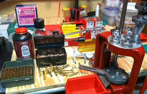 shotshell reloading bench reloading want to reload your own ammo basic questions to consider gunsamerica digest
