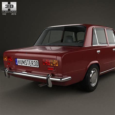 lada cinema vaz lada 2101 1970 3d model max obj 3ds fbx c4d lwo lw lws
