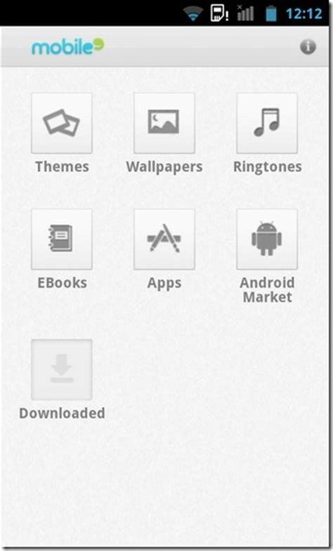 themes apps android mobile9 mobile market alternative store for android apps themes