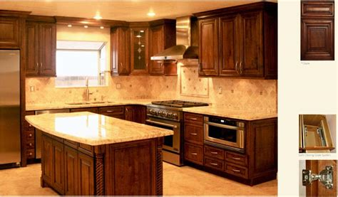 Kitchen Backsplashes Home Depot Chocolate Maple Kitchen Cabinets Kitchen And Bath