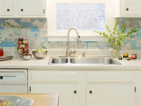 easy backsplash ideas top 20 diy kitchen backsplash ideas