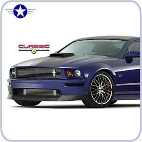 2005 2006 2007 2008 2009 mustang gt cdc aggressive chin
