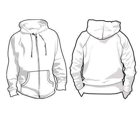 blank hoodie template blank t shirt design template