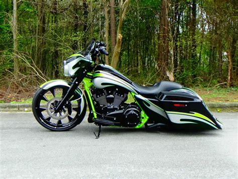 Harley Davidson Big Wheel by 2012 Harley Davidson Custom Flhtc 23 Quot Big Wheel Bagger