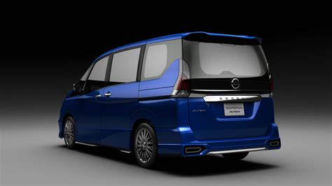 nissan minivan nissan serena nismo is the gt r of minivans in
