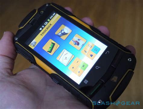 jcb toughphone pro smart review slashgear