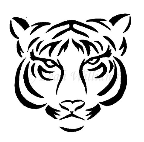 simple tiger tattoo designs gallery simple tiger designs