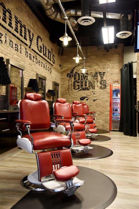 tommy guns original barbershop shoppers mall bound