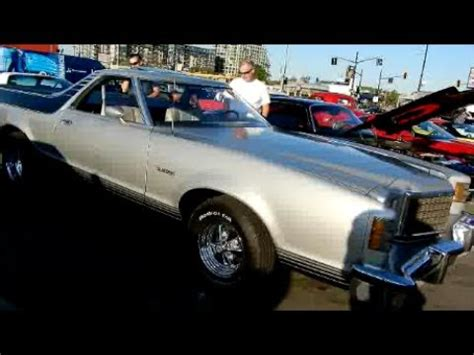 groovy '77 ford ranchero gt pickup youtube