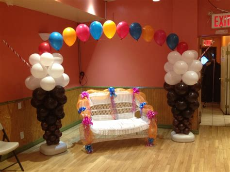 ice cream bench 27 best images about baby shower chair on pinterest