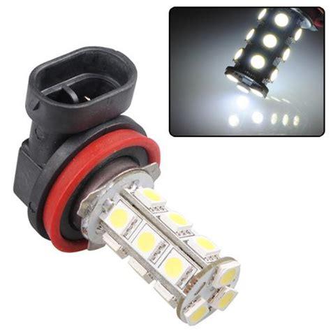 H11 18 Led Smd Xenon White Bulb 12v L Car Fog Light H11 Led Fog Light Bulbs
